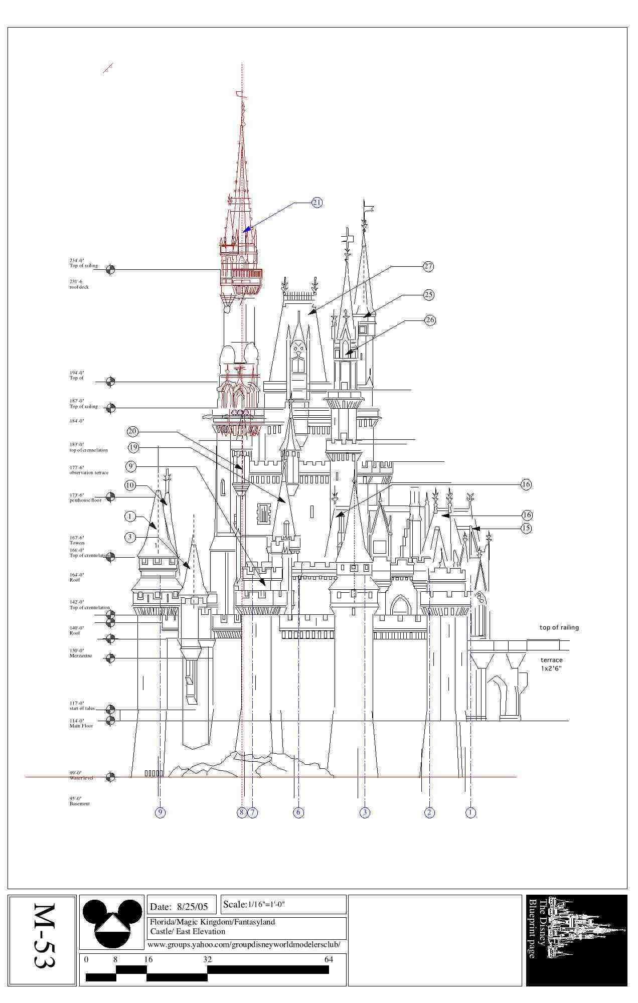 castle blueprints home design