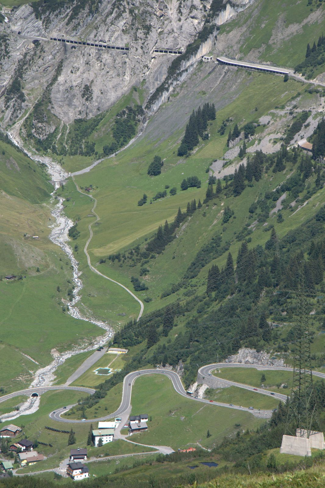 The Most Beautiful Passes In The European Alps Arlbergpass 5 883 Ft 1 793 M Autocar