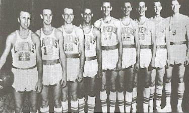 Foto do Time Campeão (1951-52)