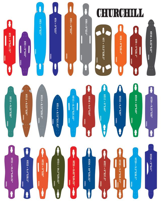 Malibu Longboard Rosario: Templates(longboards)