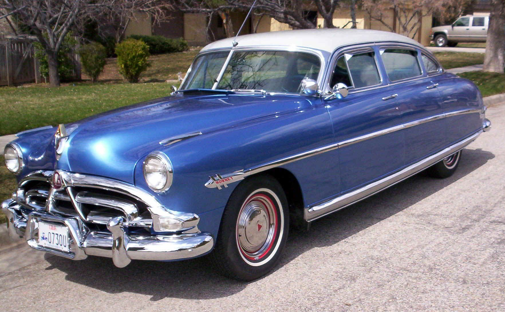 hudson hornet 1 only cars and cars